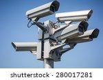 Colour Picture Of Surveillance...