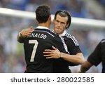 ������, ������: Cristiano Ronaldo and Gareth