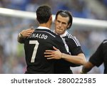 barcelona   may  17  cristiano...   Shutterstock . vector #280022585