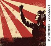 Revolution Poster  Worker...