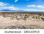 albuquerque residential suburbs ... | Shutterstock . vector #280133915