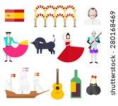 spanish symbols  signs and...