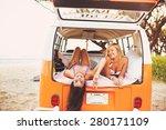 Surfer Girls Beach Lifestyle ...