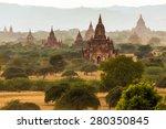 Pagoda Landscape In The Plain...