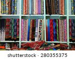 Fabric Shop A Variety Of...