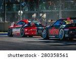 adelaide  south australia  ...   Shutterstock . vector #280358561
