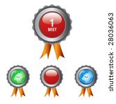 set of design elements  vector...   Shutterstock .eps vector #28036063