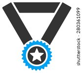 winner medal icon from...   Shutterstock .eps vector #280361099