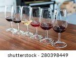 wine tasting | Shutterstock . vector #280398449