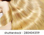 blond hair    Shutterstock . vector #280404359