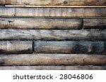 old wood wall | Shutterstock . vector #28046806