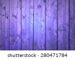 Purple Wood Planks
