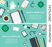 vector illustration of medical... | Shutterstock .eps vector #280476161