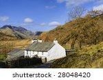 Blea Tarn House In The English...