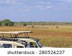 Landscape Of Ngorongoro...