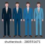 businessman wearing suits.