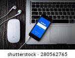 chiangmai  thailand  may 22 ... | Shutterstock . vector #280562765
