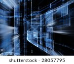 abstract background design.... | Shutterstock . vector #28057795