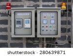 Gas Leak Detector Control Panel ...