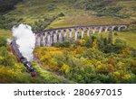 Scotland  Jacobite Steam Train...