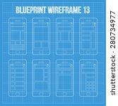 mobile app wireframe ui kit 13. ...