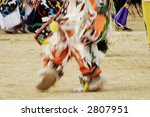 native american dancers at a... | Shutterstock . vector #2807951