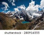 amazing view in spectacular... | Shutterstock . vector #280916555