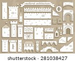 vector illustration  graphic... | Shutterstock .eps vector #281038427