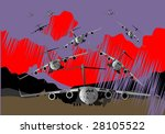 air forces   Shutterstock .eps vector #28105522
