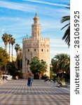 Torre Del Oro  Gold Tower . In...