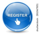 register button | Shutterstock . vector #281067851