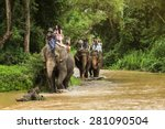 chiang mai  thailand   may 23 ... | Shutterstock . vector #281090504