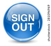 sign out button