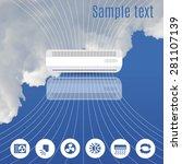 business design banner template ...   Shutterstock .eps vector #281107139
