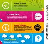 Flyer Brochure Designs....