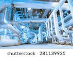 Equipment  Cables And Piping A...