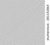 slanting lines | Shutterstock .eps vector #281152865