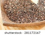 brown rice  thailand | Shutterstock . vector #281172167