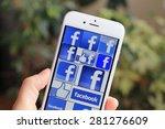 sarajevo   bosnia and... | Shutterstock . vector #281276609