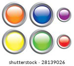 push buttons | Shutterstock . vector #28139026