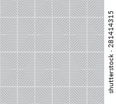 gray  graphic pattern abstract... | Shutterstock .eps vector #281414315