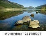Lake Landscape  Scotland  ...