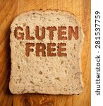 Small photo of Gluten free