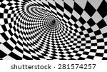 Chess Twisted Tunnel  Three...