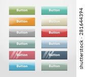 vector colorful realistic web... | Shutterstock .eps vector #281644394