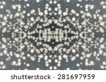 defocused and blur black and... | Shutterstock . vector #281697959