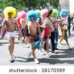 london   june 25  a... | Shutterstock . vector #28170589