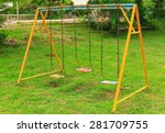 Old Model Of Swing Playground...