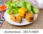 Indonesian Food Fried Chicken...