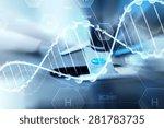 science  chemistry  biology ... | Shutterstock . vector #281783735